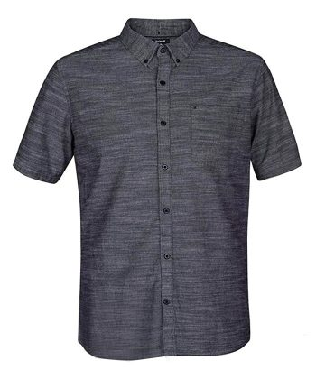 Cool Textured Short Sleeve Shirt